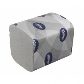 8408 Туалетная бумага в пачках KleenexUltra двухслойная с логотипом 36 пачек по 200л