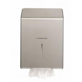 8971 Диспенсер для бумажных полотенец в пачках Kimberly-ClarkCтальной 2мм