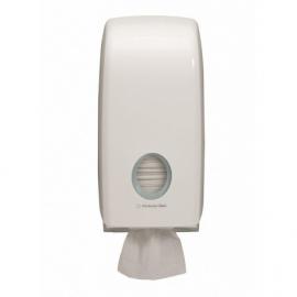6946 Диспенсер для туалетной бумаги в пачках Aquarius белый