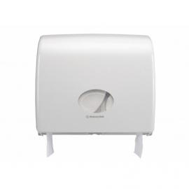 6991 Диспенсер для туалетной бумаги в больших рулонах Aquarius белый