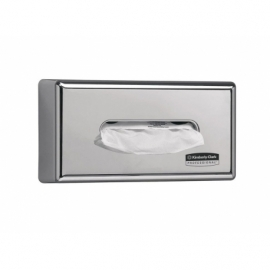 7820 Диспенсер Kimberly-ClarkProfessional для косметических салфеток для лица хром.