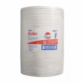 8384 Протирочный материал в рулонах WypAll X70 белый (1 рулон 500 листов)