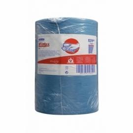 8374 Протирочный материал в рулонах WypAll X80 голубой (1 рулон 475 листов)