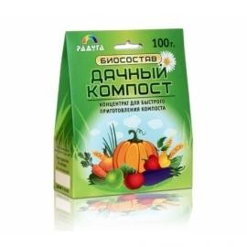 Биосостав «Дачный-Компост» 100г