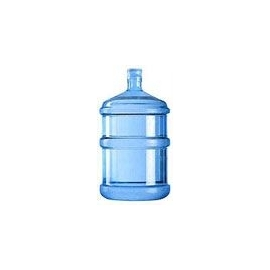 Бутыль пластиковая 19л