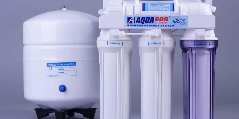 Очистка воды: борьба с железом
