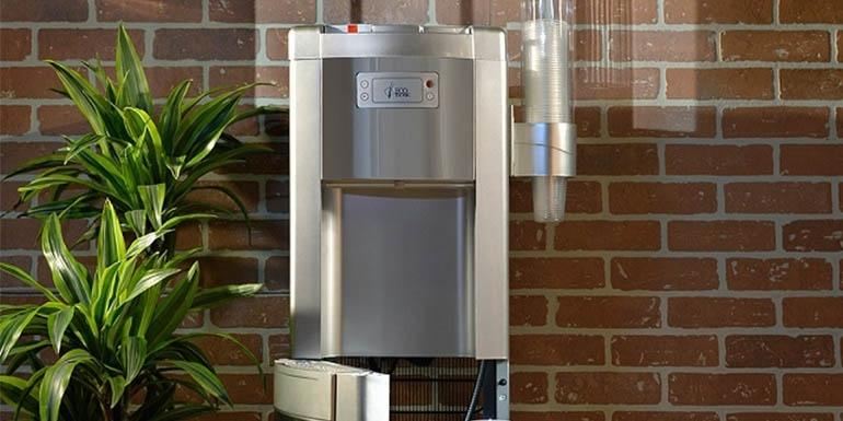 Кулер - питьевая вода всегда под рукой